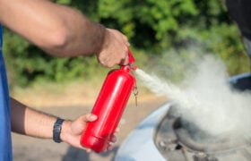 The 10 Best Fire Extinguishers for Your Car 2021