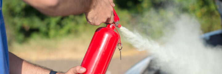 Put out the Flames with the 10 Best Fire Extinguishers for cars