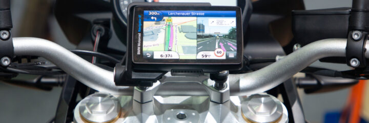 Follow the Arrow to the 10 Best Motorcycle GPS Navigation Systems