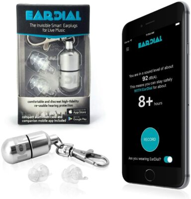 EarDial HiFi Earplugs