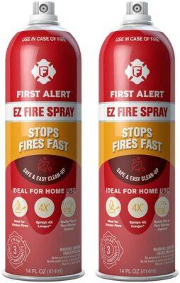 First Alert EZ Fire Spray