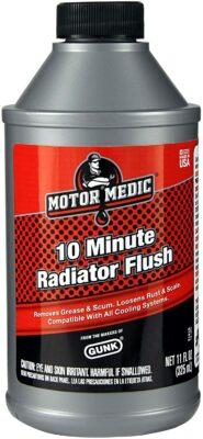 Gunk Motor Medic 10-Minute Radiator Flush