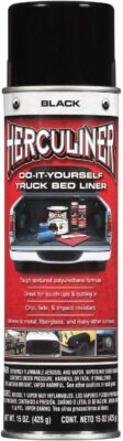 Herculiner Spray-on Bedliner
