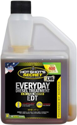 Hot Shot's Secret Everyday Diesel Treatment