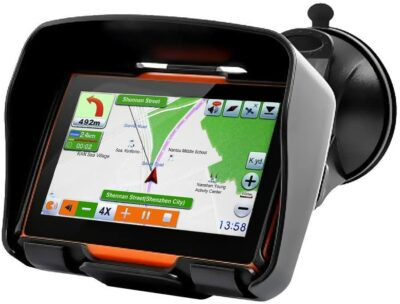 Koolertron 4.3-Inch Motorcycle GPS