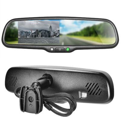 Master Tailgaters OEM Rearview Mirror