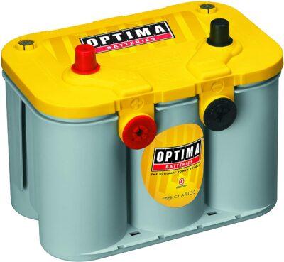 Optima 8014-045 Yellow Top