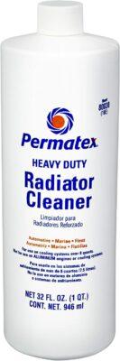 Permatex Heavy Duty Radiator Cleaner