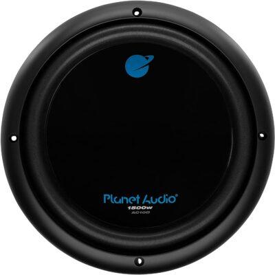Planet Audio AC10D 1500-Watt Subwoofer