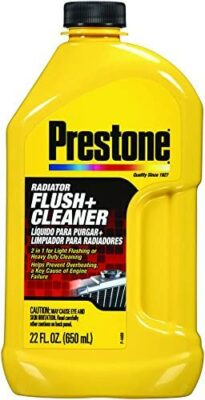 Prestone Radiator Flush and Cleaner