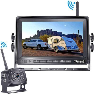 Rohent R9 Wireless Backup Camera