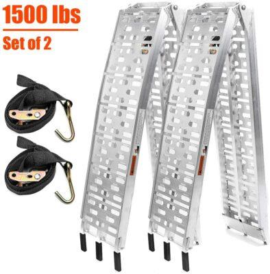 TOOCA Aluminum Ramps