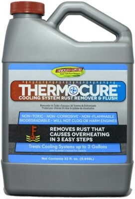 Thermocure Coolant System Rust Remover