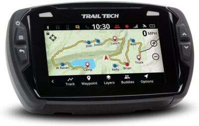 Trail Tech Voyager Pro UTV GPS 4-Inch Touch Screen