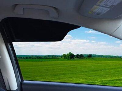 TuckVisor BLACKOUT Side Window Visor