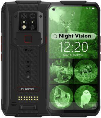 WP7 Rugged Smartphone