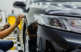 Best Automotive Touch-up Paint to Keep Your Car Looking Factory New