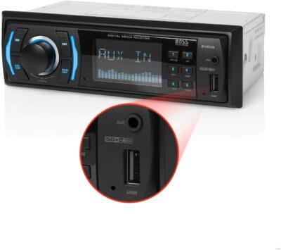 Boss 612UA Multimedia Car Stereo