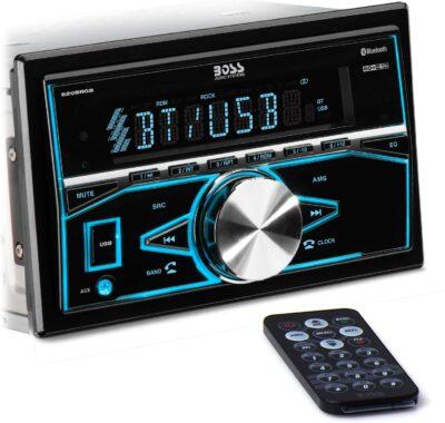 Boss 820BRGB Multimedia Car Stereo