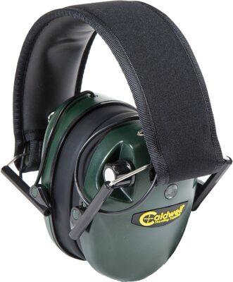 Caldwell E-Max Low Profile Adjustable Earmuffs