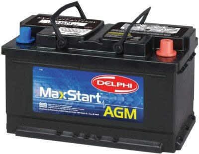 Delphi MaxStart AGM Battery