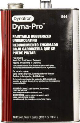 Dynatron Dyna-Pro Rubberized Undercoating