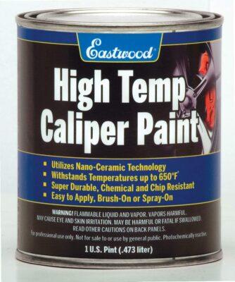 Eastwood Long Lasting Heat Resistant Caliper Paint