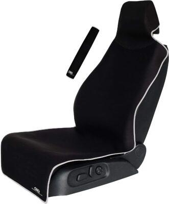Gorla Premium Black Universal Car Seat Cover