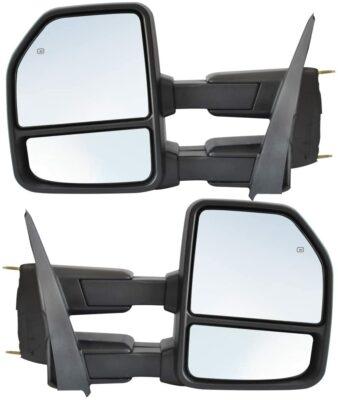 JZSUPER Towing Mirrors