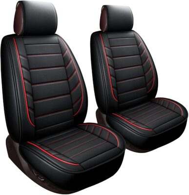 Luckyman Club 2 Seat Covers