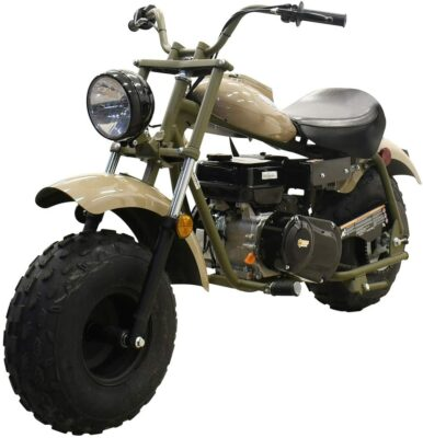 Massimo Motor Warrior200