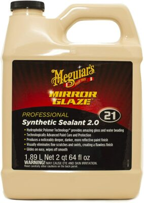 Meguiar's Mirror Glaze Synthetic Sealant