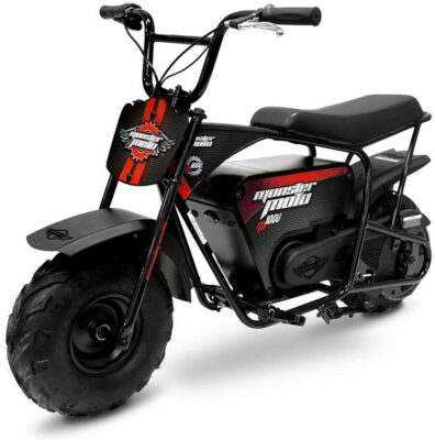 Monster Moto Electric Mini Bike