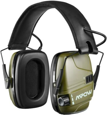 Mpow Electronic Shooting Ear Protection