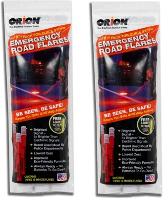 ORION Emergency Road Flares