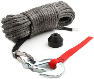 Offroading Gear Synthetic Winch Rope Kit