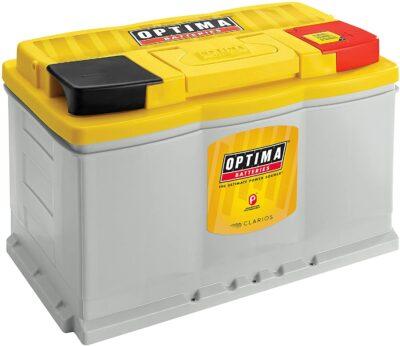 Optima DH6 YellowTop Dual Purpose AGM Battery