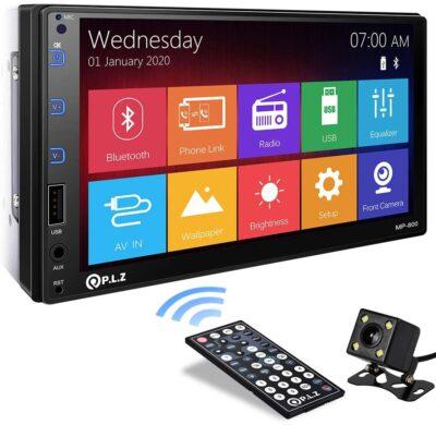 PLZ MP 800 Car Entertainment Multimedia System