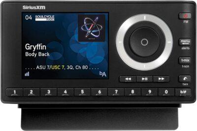 SiriusXM Onyx Plus Satellite Radio With Vehicle Kit