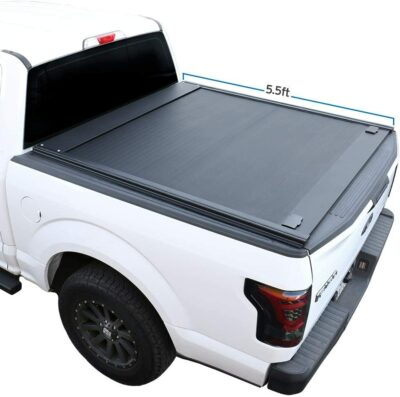 Syneticusa Aluminum Roll-up Tonneau Cover