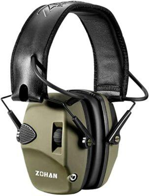 ZOHAN Electronic Shooting Ear Protection
