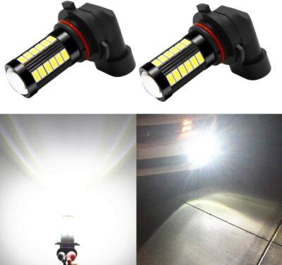 Alla Lighting H10 Fog Light Bulbs