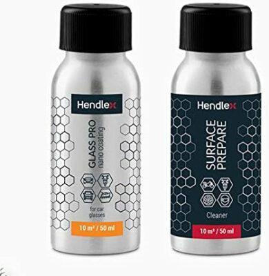 Hendlex Car Windscreen Coating Set