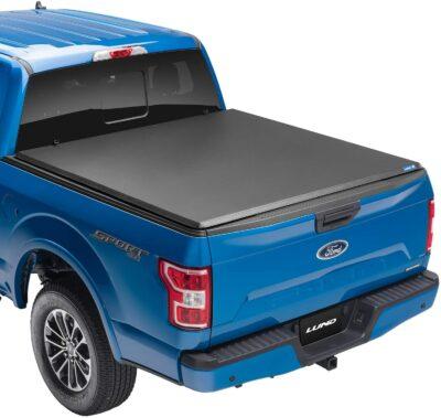 Lund Hard Tri-Fold Hard Folding Truck Bed Tonneau Cover