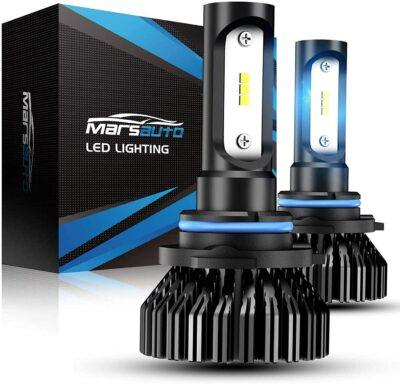 Marsauto 9006 LED Headlight Bulbs