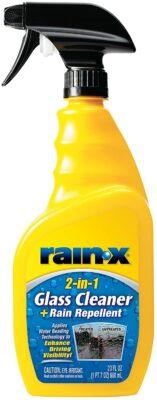 Rain-X 5071268 Glass Cleaner + Rain Repellent