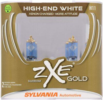 Sylvania H11 SilverStar zXe Gold
