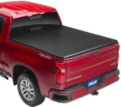 Tonno Pro Hard Fold Truck Bed Tonneau Cover