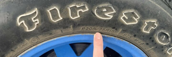 Understanding Tire Sizes – Everything You Need to Know