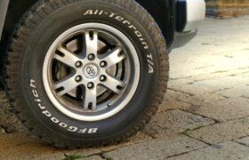 BFGoodrich All-Terrain T/A KO2 Tires Review